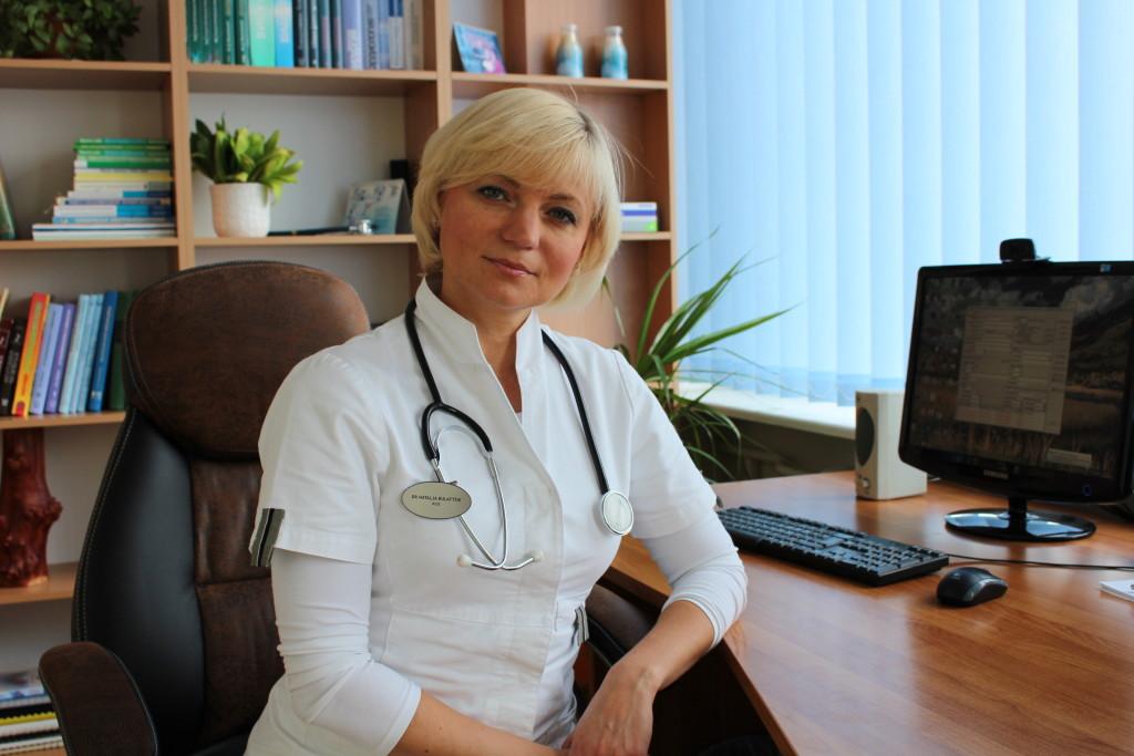 Dr Natalja Bulattchik