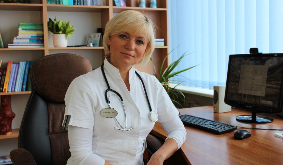Спина: неожиданный удар! Истории из врачебной практики Д-ра Натальи Булатчик.