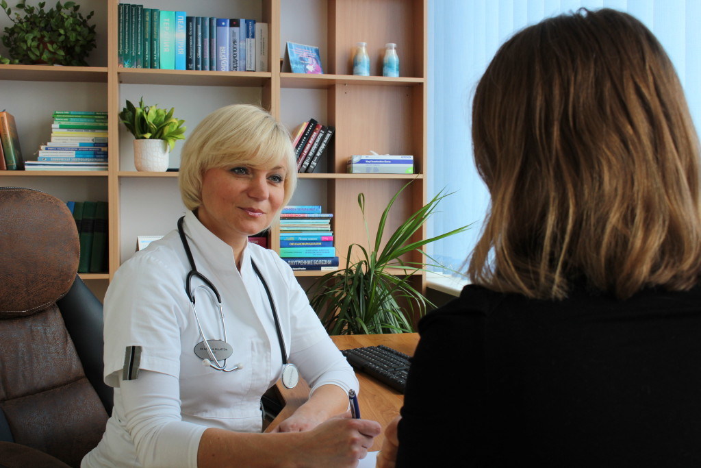 Доктор Наталья Булатчик