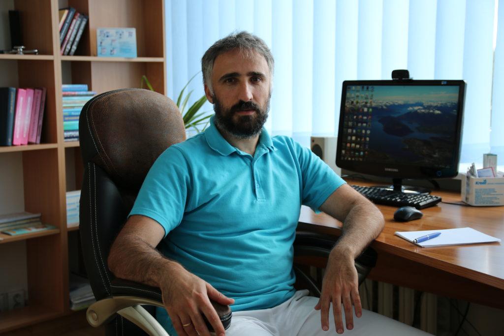 Dr Semjon Goltsman